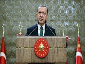 Cumhurbaşkanı Erdoğan Isparta'da konuştu