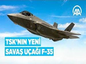 TSK'nın yeni savaş uçağı F-35