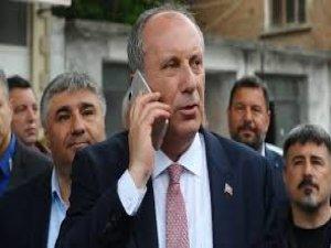 Muharrem İnce polise küfür etti iddiası! Ses kaydı yayınlandı