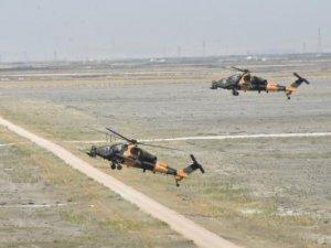 Türkiye'nin liderliğindeki Konya'da yapılan askeri tatbikat nefes kesti