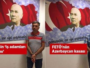Azerbaycan ve Ukrayna'dan iki üst düzey FETÖ'cü getirildi