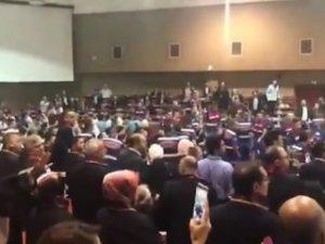 Başkan Erdoğan, Hacı Bayram Camii'nde Kuran okudu