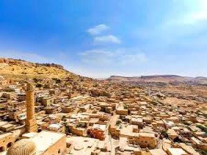 Tarihi şehir Mardin yapımcıların gözdesi