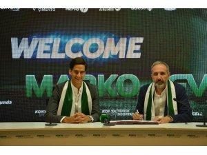 Jevtovic, Atiker Konyaspor'da