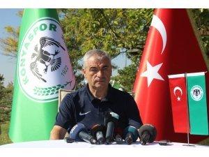Rıza Çalımbay'dan Fenerbahçe maçı öncesi değerlendirme