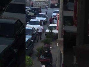 Konya'da torbacıya meydan dayağı