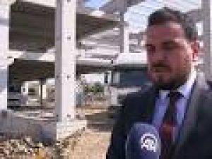 Türkiye'nin ilk silah OSB'sinde fabrika blokları yükseliyor