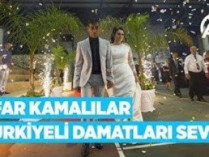 Kfar Kamalılar Türkiyeli damatları sevdi