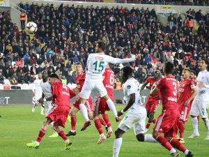 Futbolcuların Sivasspor maçı görüşleri