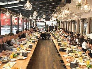 Konyaspor kahvaltıda buluştu