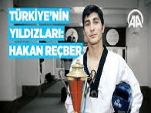 Türkiye'nin yıldızları: Hakan Reçber