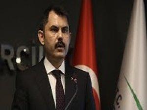 Çevre ve Şehircilik Bakanı Kurum, soruları yanıtladı