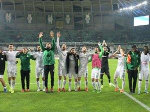 Konyaspor'da oyunculardan değerlendirme