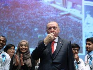 Cumhurbaşkanı Erdoğan'dan dünyaya Paris tepkisi
