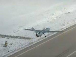 Milli İHA ANKA yerli motorla ilk uçuşunu yaptı