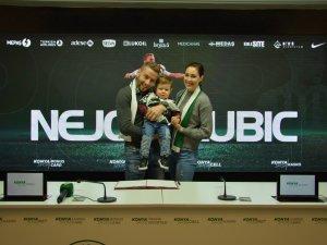 Skubic 3 yıl daha Konyaspor'da