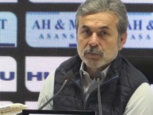 Aykut Kocaman'dan maç değerlendirmesi