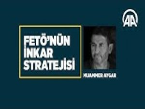 FETÖ'nün inkar stratejisi: Muammer Aygar