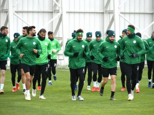 Konyaspor'da Göztepe maçı hazırlıkları