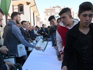 Konyaspor'dan Şivlilik etkinliği