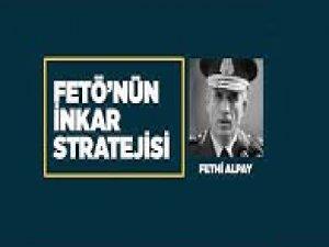 FETÖ'nün inkar stratejisi: Fethi Alpay