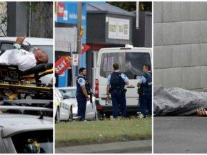 Yeni Zelanda'da iki camiye terör saldırısı