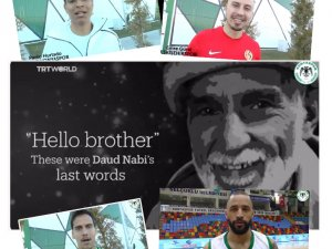 """Konyaspor ve Eskişehirspor'dan """"Hello Brother"""""""