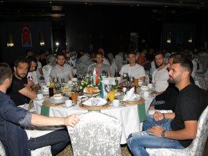 Konyaspor ailesi iftarda buluştu
